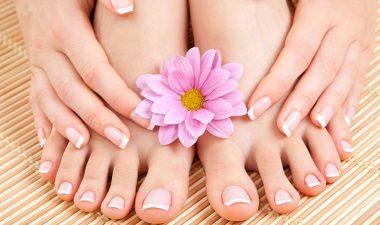 Manicure - Pedicure LadyBug Body, Nails & Spa