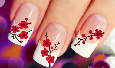 nail arts LadyBug Body, Nails & Spa