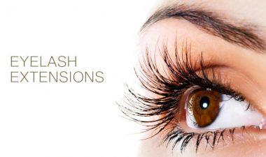 Eyelash Extensions LadyBug Body, Nails & Spa