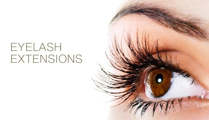 Eyelash Extensions LadyBug Body, Nails & Spa